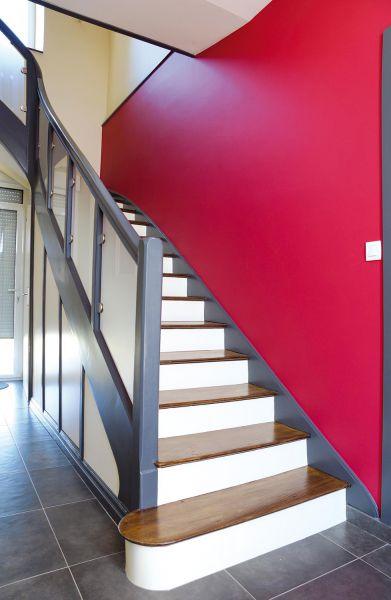 Villa marocaine moderne 2017 for Peinture cage escalier immeuble
